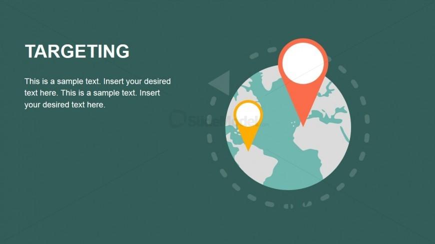 Free Global Targeting PowerPoint Slide