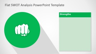 Free PPT Slide Design of Strengths