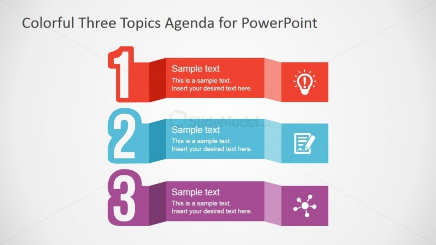 Free powerpoint template for agenda design slidemodel free powerpoint template for agenda design toneelgroepblik Gallery