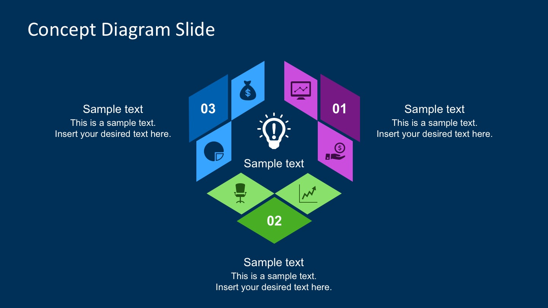 Free Concept Diagram Slides