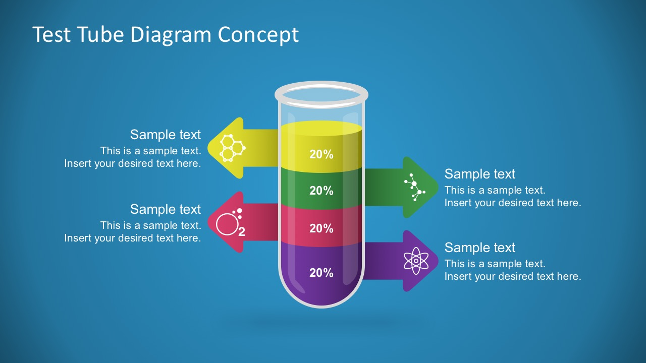Free Test Tube Diagram For PowerPoint ...  Free Test Templates