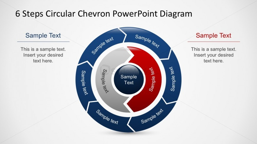 Free circular chevron process diagram powerpoint template slidemodel free business process diagram for powerpoint ccuart Choice Image