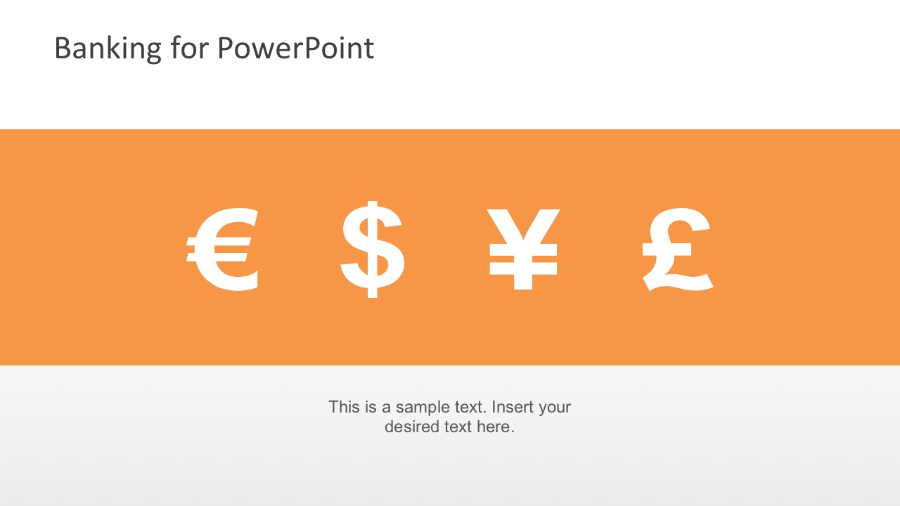 Free bank industry powerpoint template editable powerpoint currency icons for free toneelgroepblik Choice Image