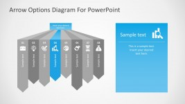 Free Smart Arrow Design PowerPoint Templates