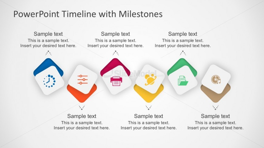 Free timeline templates presentation slides slidemodel free timeline templates presentation slides cool square shapes powerpoint icons free toneelgroepblik Images