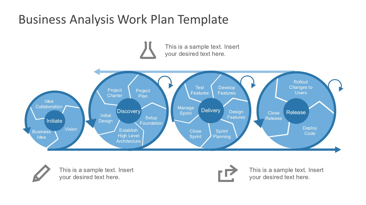 Free business analysis work plan template software framework workflow cover scaled agile framework business powerpoint agile development framework templates business software process analysis flashek Images