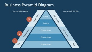 Free Pyramid Chart Graph PowerPoint Designs