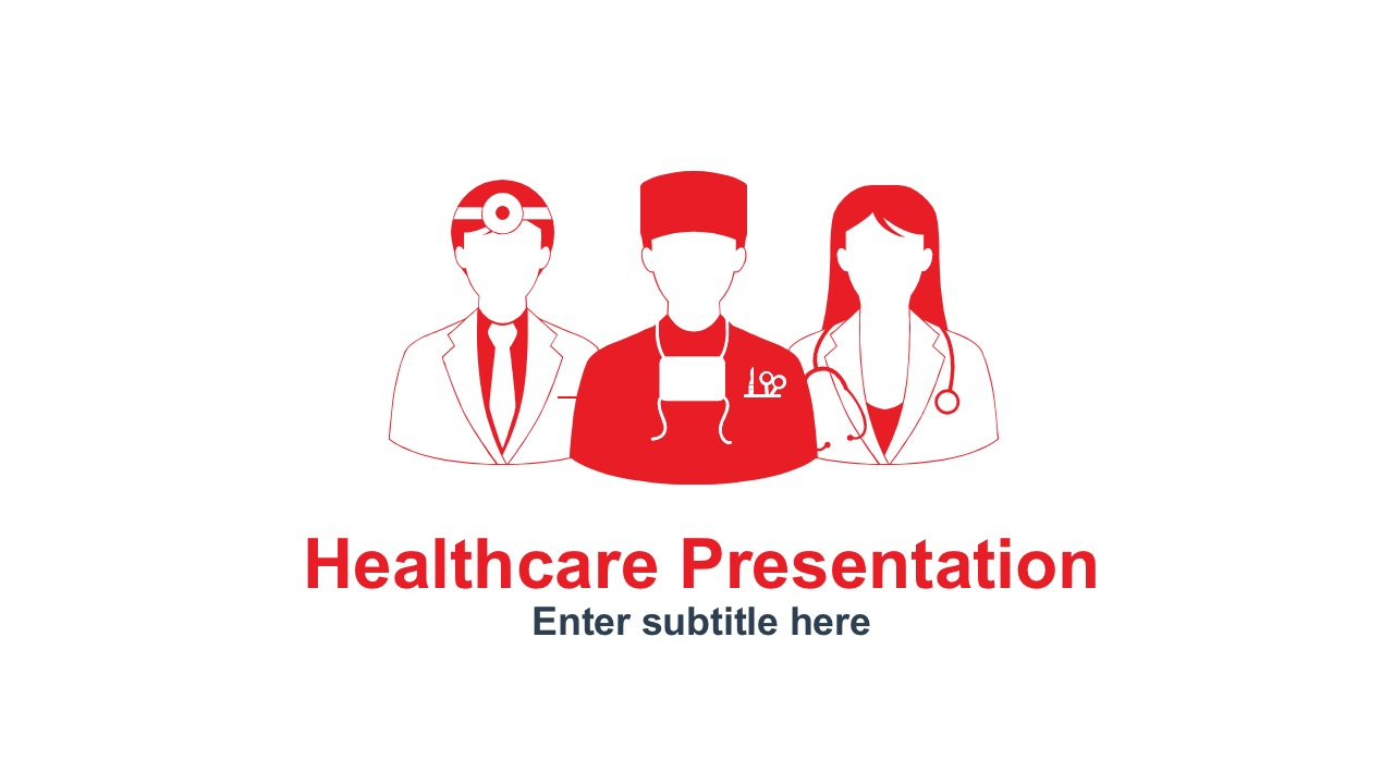 Free Healthcare Presentation Template