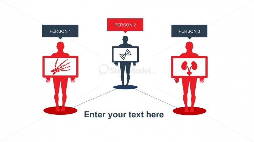 Free Healthcare Presentation with Human Anatomy