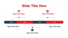Free Timeline Bar for PowerPoint Reports