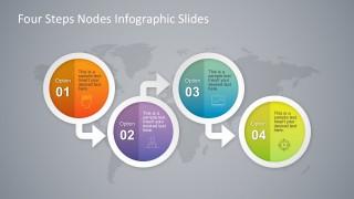 Gradient Infographics PowerPoint Vectors