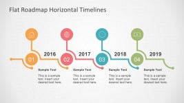 Free Roadmap Timelines For PowerPoint