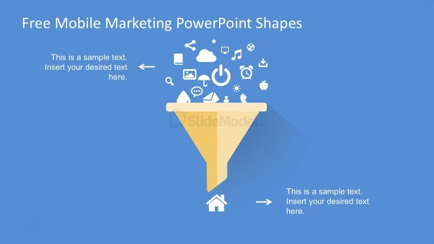 Mobile Marketing Campaigns Free PowerPoint Slides
