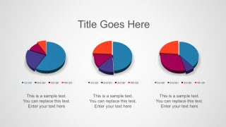 Free Pie Chart PowerPoint Infographics