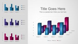 Free Smart Template PowerPoint Charts