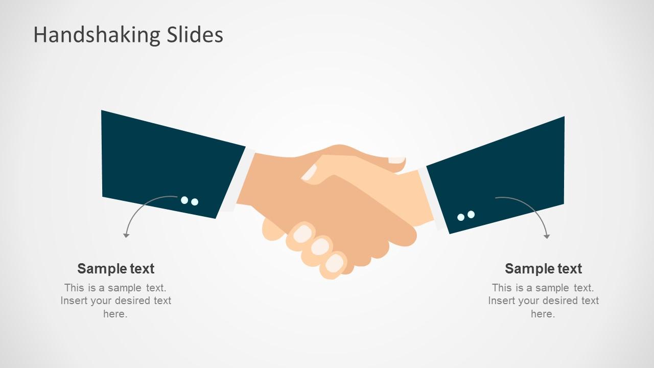 Free Handshake PowerPoint Templates