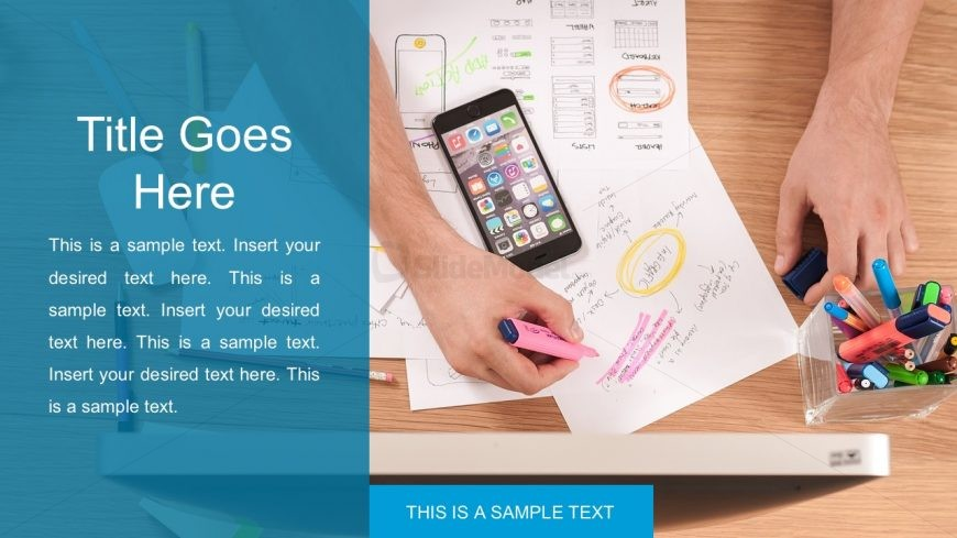Photo Slide Free PowerPoint Template