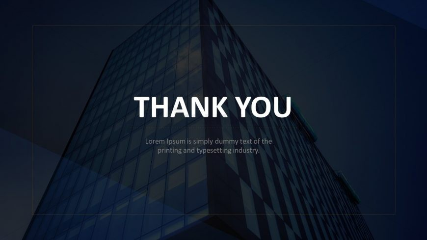 thank you slide for presentation slidemodel