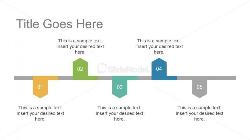 timeline presentation for business forecast - slidemodel, Presentation templates