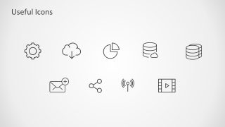 Reusable Icons for Global Network Slides