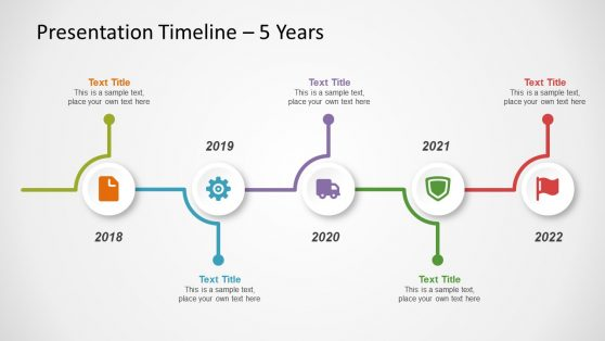 Digital Marketing Timeline Template  Best Market