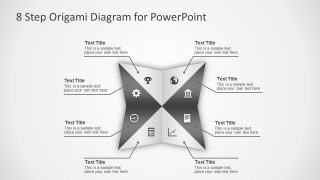 Slide of Origami Design Diagram