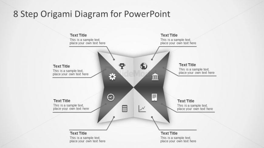 Slide of Origami Design Diagram