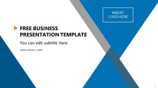 Presentation of Business Profile