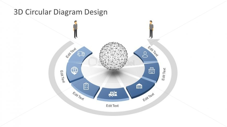 Diagram PPT Value Proposition