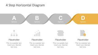 Template of Horizontal Diagram