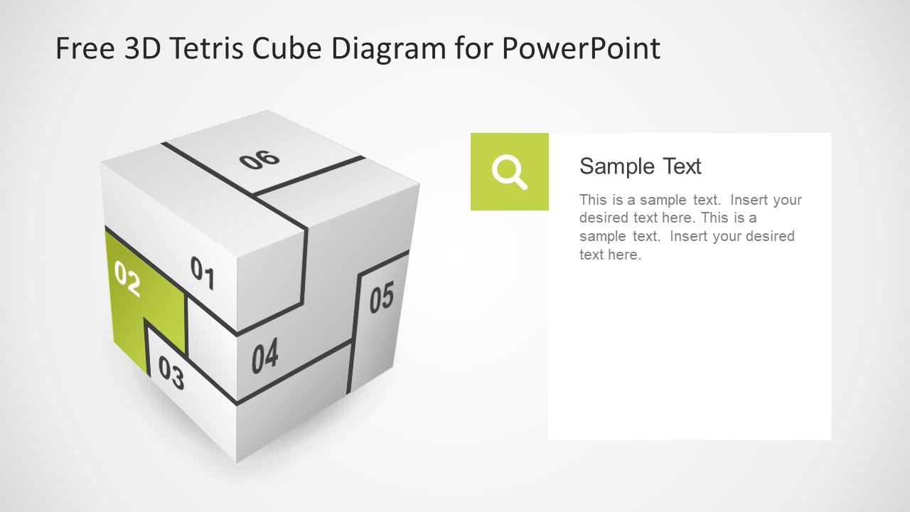 Slide of Free PowerPoint Diagram