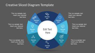 Circular Process Cycle PowerPoint