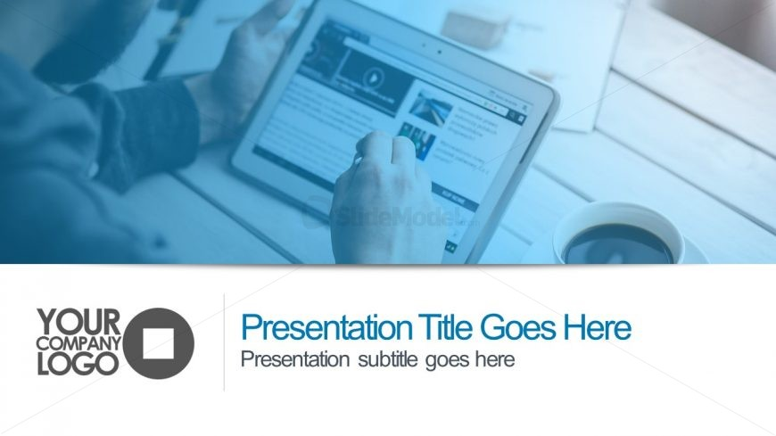free professional powerpoint template slidemodel