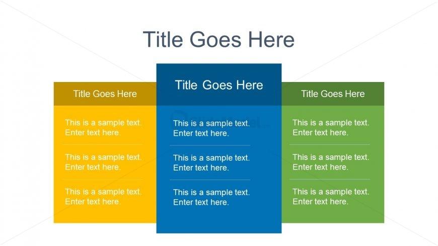 Table of Comparison Presentation