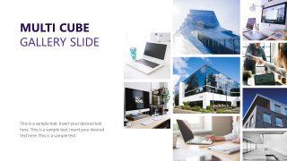 Slide of Image Gallery