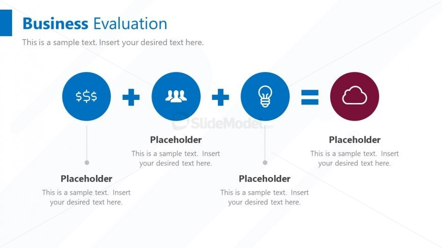 Business Evaluation Powerpoint Template Design Slidemodel