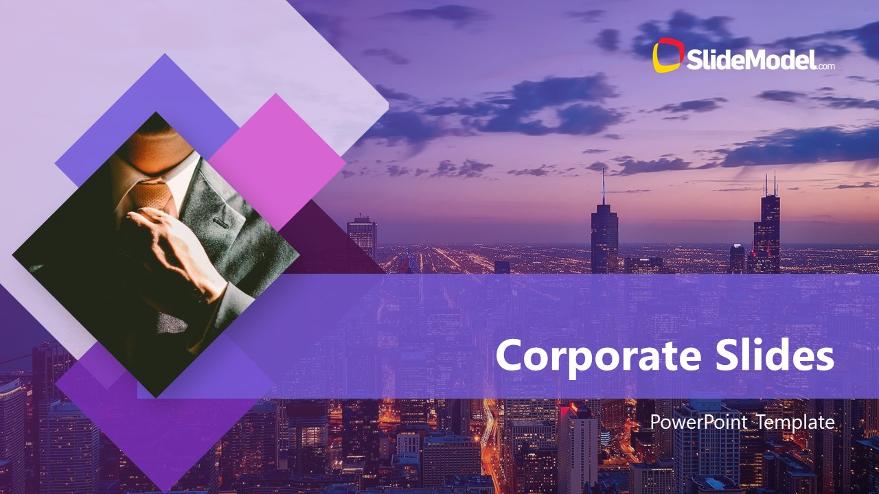 Business PowerPoint Corporate Presentation