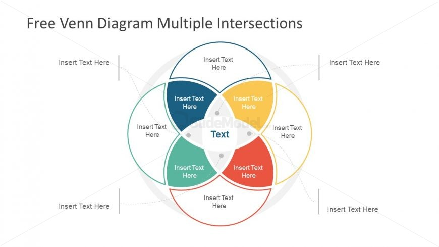 PowerPoint Free Venn Diagram