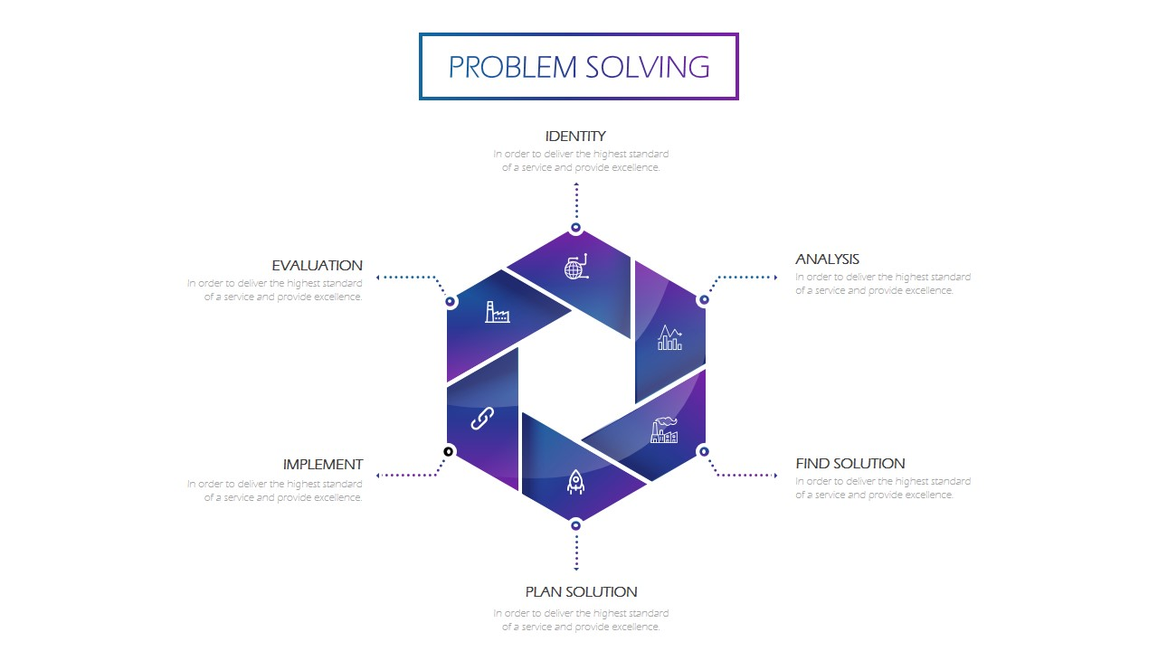 Editable PowerPoint Diagram Infographics