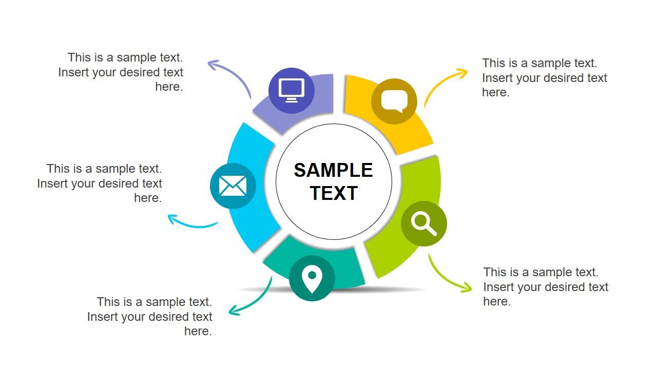 PowerPoint Circular Diagram Design
