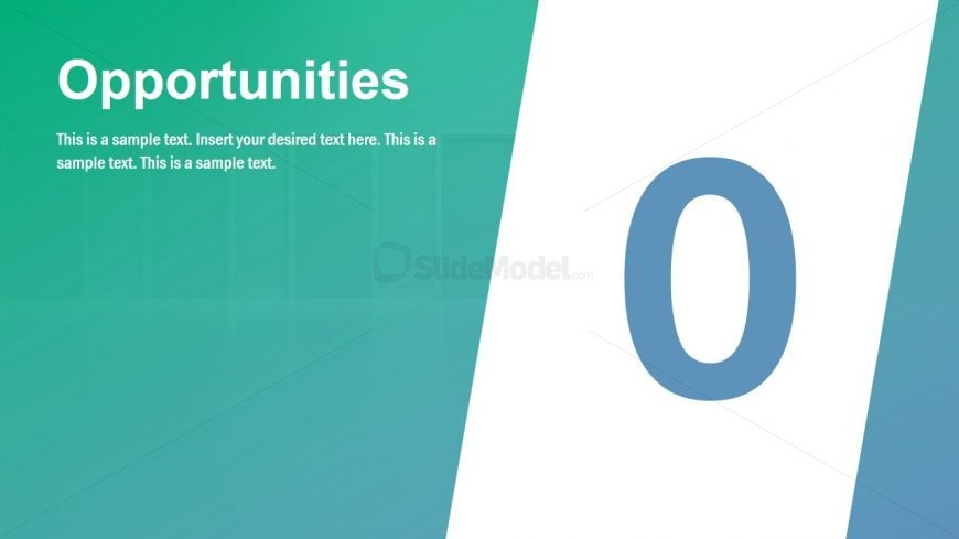 Slide of Business Opportunities