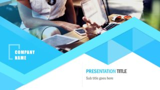 Blue Theme Multi-Purpose Presentation