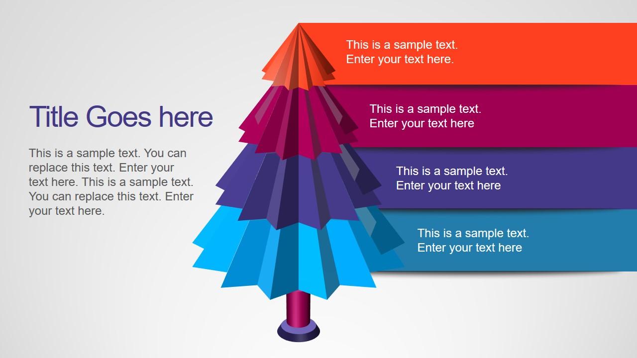 3D Start Tree Design