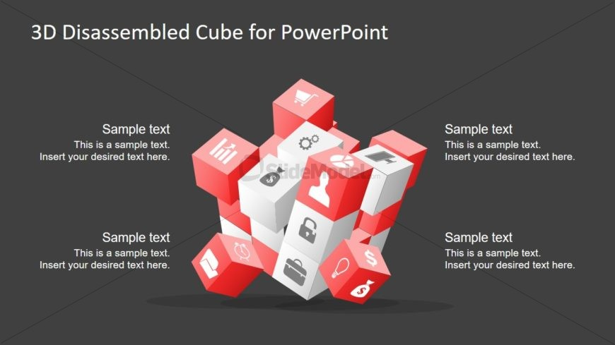 Presentation of 3D Cube