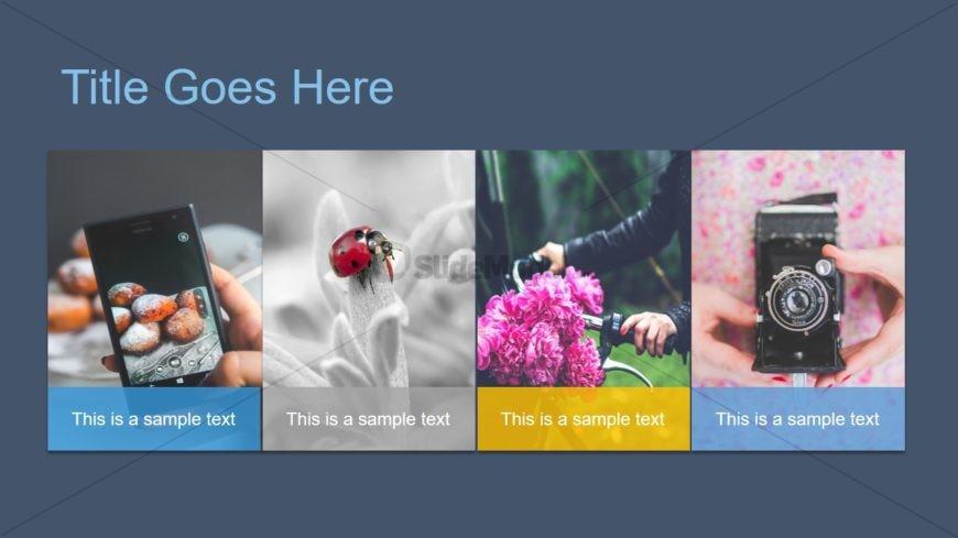 Slide Design of Photos