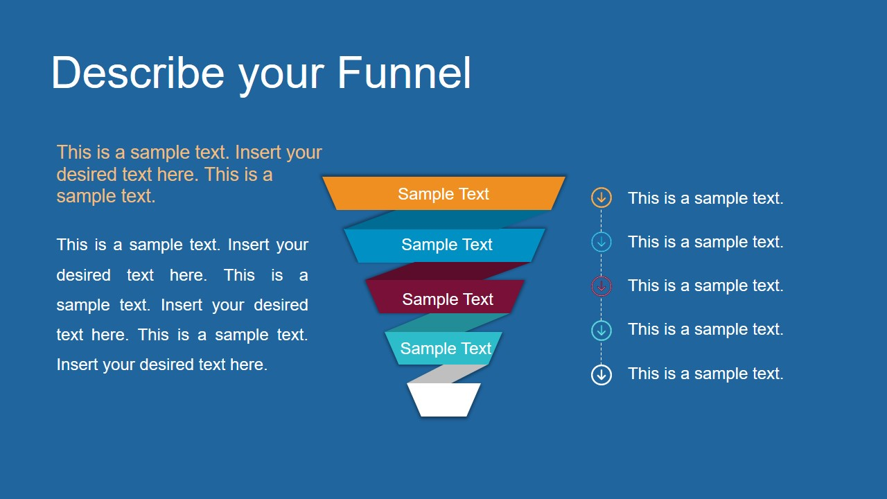 Funnel Sales and Marketing PPT
