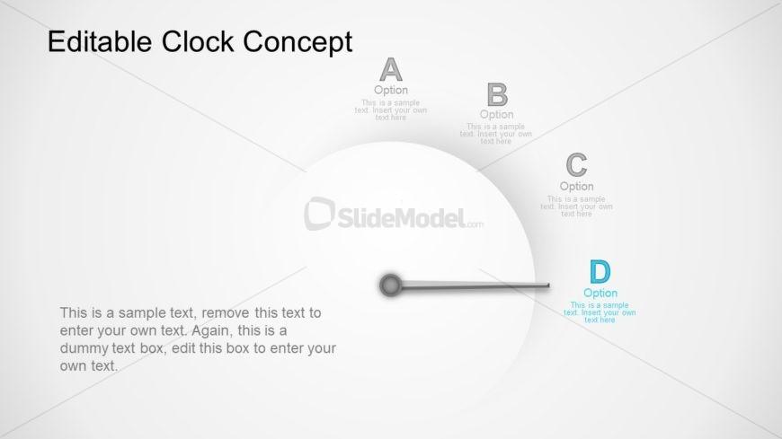 Business Clock Concept Presentation