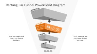 Level of Funnel 3D Design