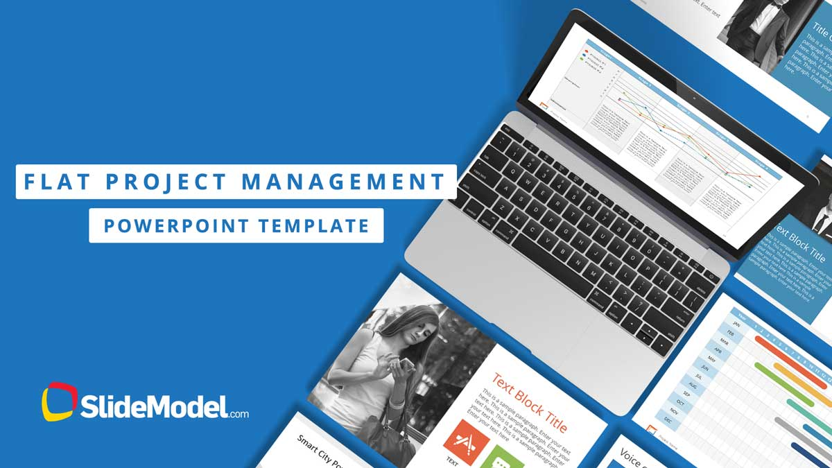 Project Presentation Template Design