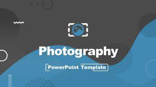 Free Template of Photography Portfolio